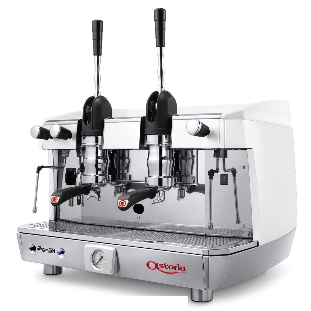 Кофеварка Astoria AL 2 CORE 600 Белый