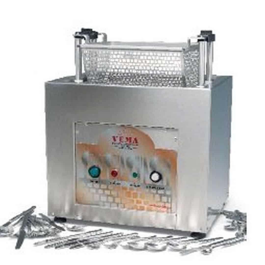 Машина сушки и полировки столовых приборов Vema AP2091