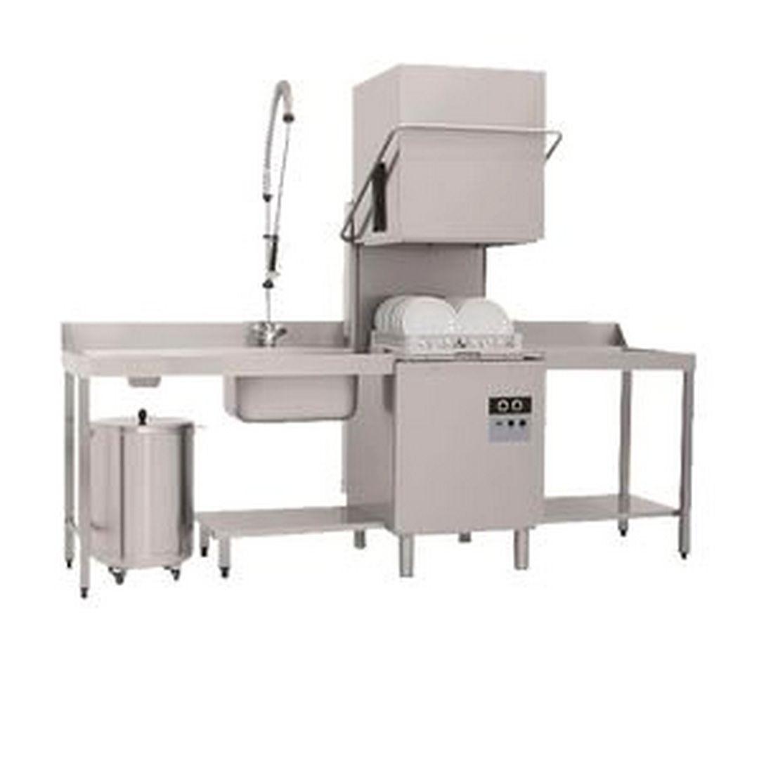 Машина посудомоечная купольная Apach Chef Line LHST50 RP DD DP