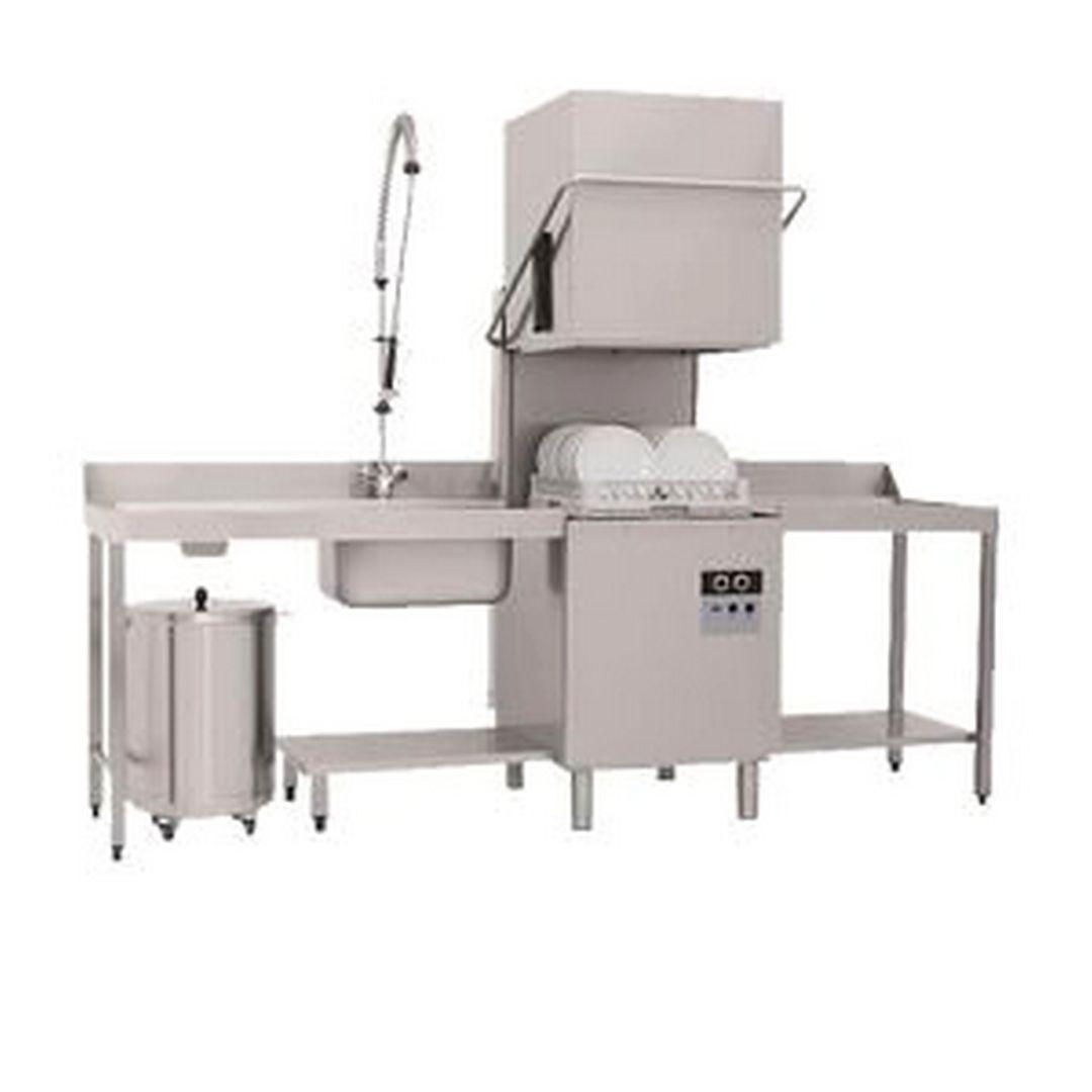 Машина посудомоечная купольная Apach Chef Line LHST50