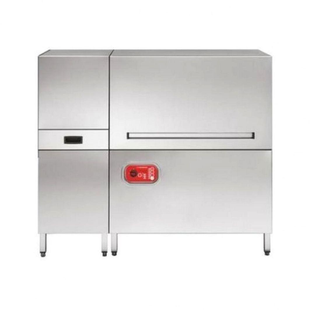 Машина посудомоечная Comenda NE21-P12 ARC8 CWV ДЕЛЕНИЕ 3 ЧАСТИ