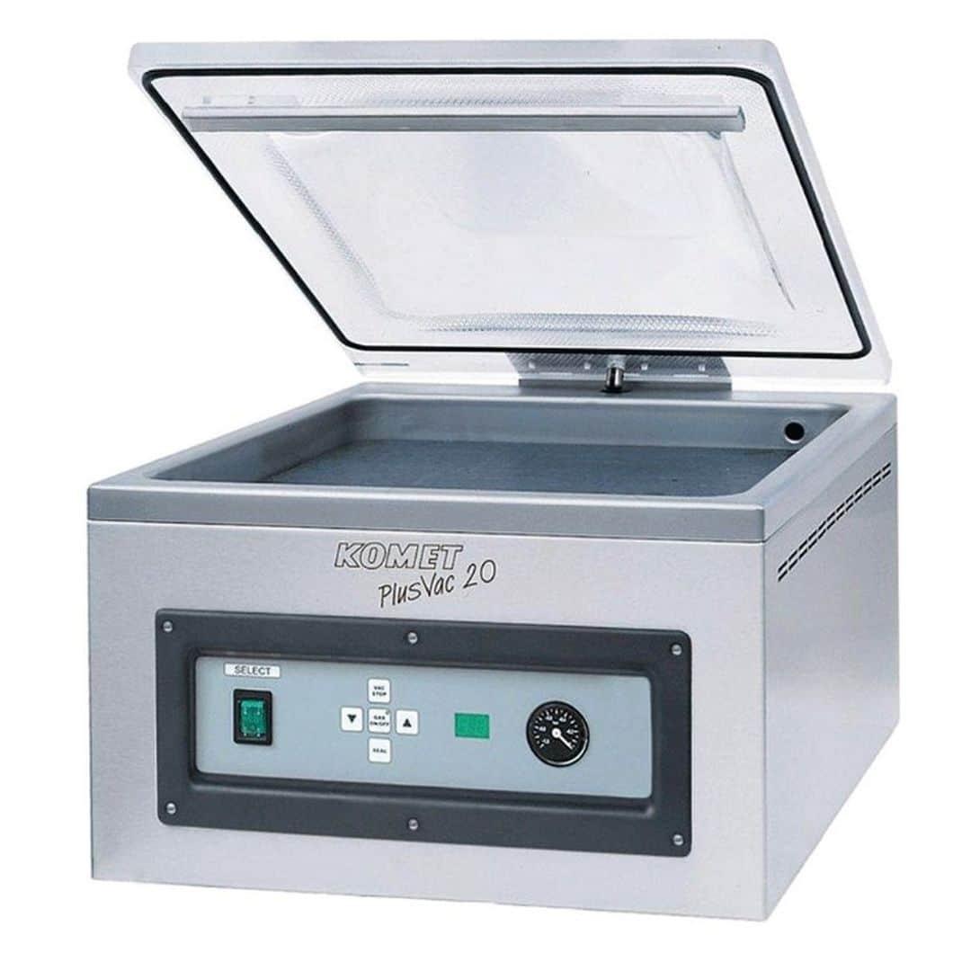 Упаковщик вакуумный KOMET PLUSVAC 20 2 СВ/Г