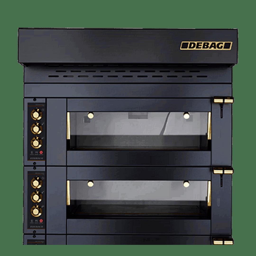 Подовая хлебопекарная печь Debag HELIOS 8060/1