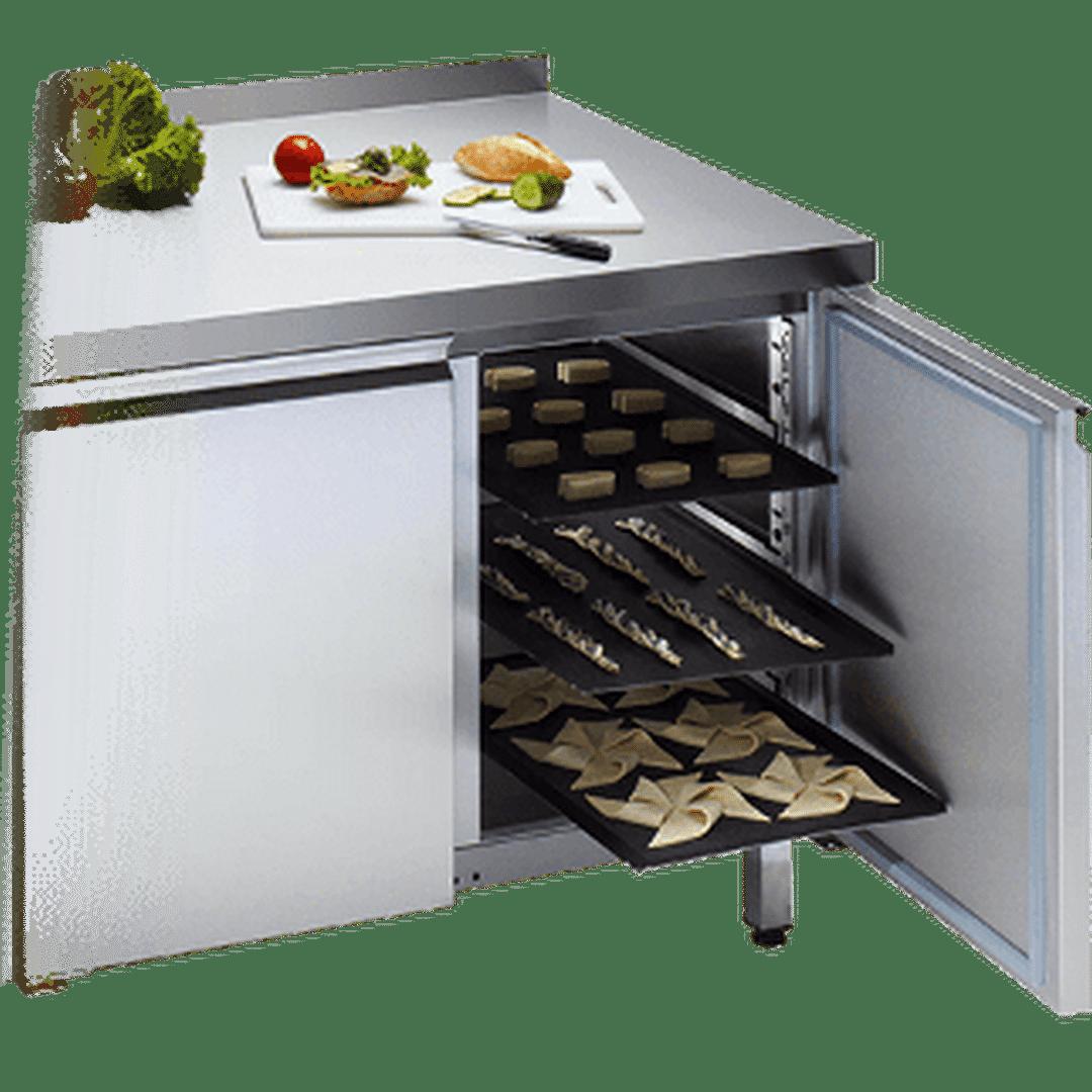 Стол холодильный для пекарен Debag ВКТО-3