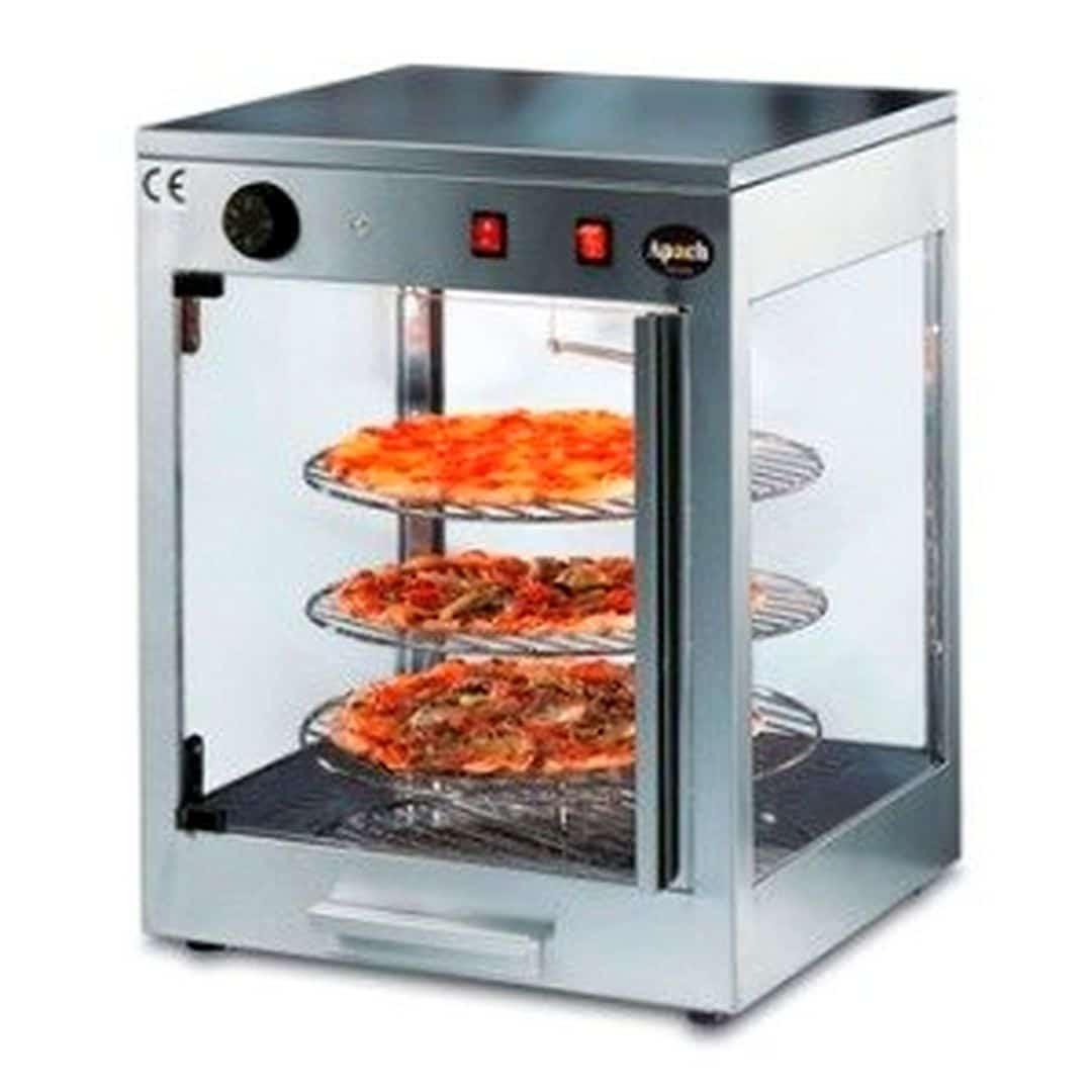 Витрина тепловая Apach AVT42 (для Пиццы)